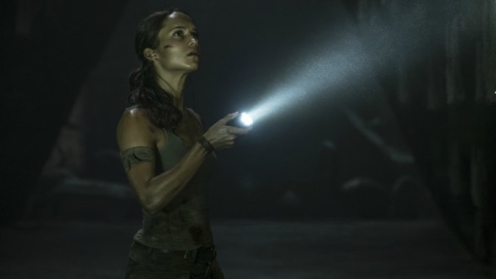 Video-Game Movies Month: Tomb Raider (2018) Review - Views
