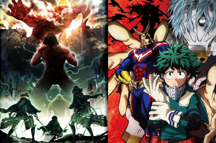 Why 'My Hero Academia' Scares Me