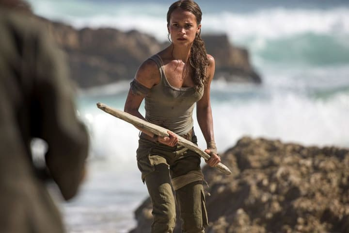 Tomb Raider (2018) Review - thecraggus.com
