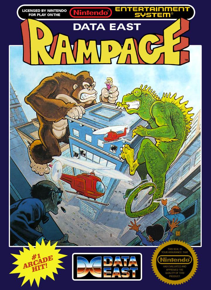 Rampage Memories