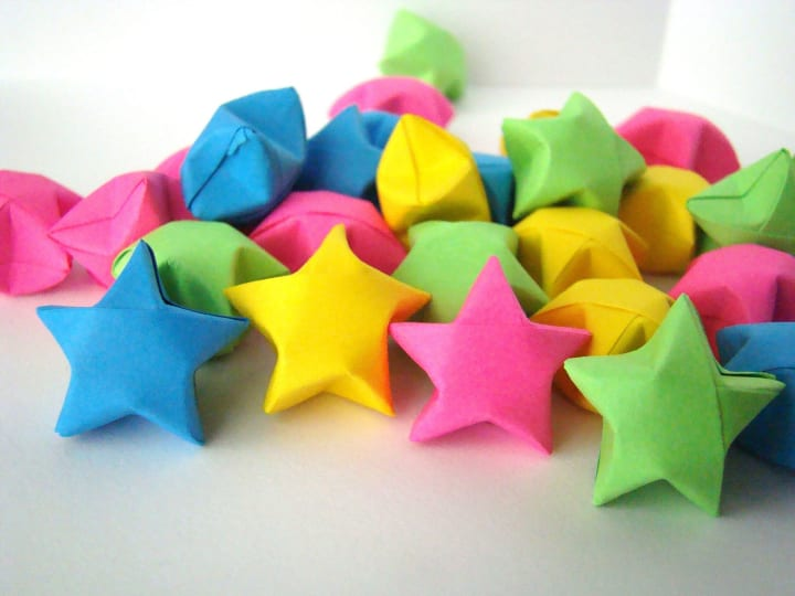 little guiding stars ~ Regina Lord of Creative Kismet   540x720