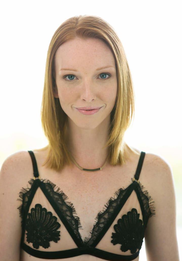 39 Of The Top Redheaded Porn Stars - Sexy Gallery | eBaum
