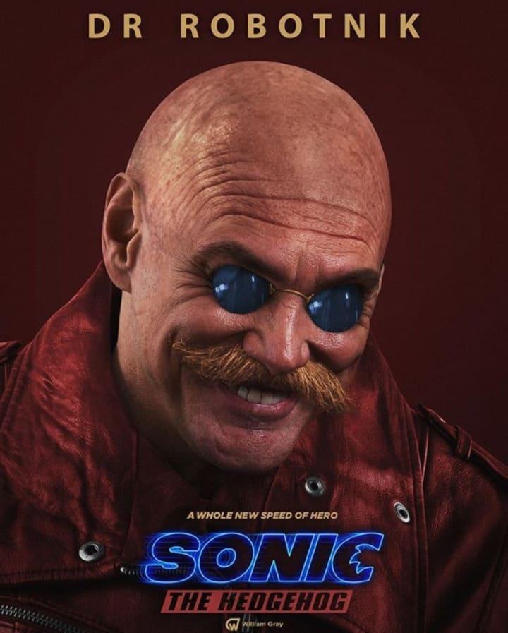 Sonic Movie Plot Leaked On Reddit Ama