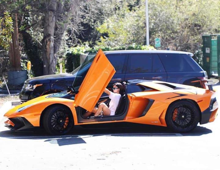 10 Expensive Things Owned By Billionaire Kylie Jenner