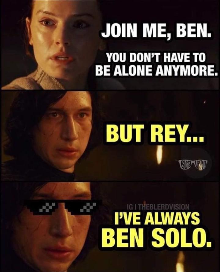 Dirty star wars memes