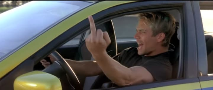 30 Of The Best Quotes From The Fast And The Furious Film