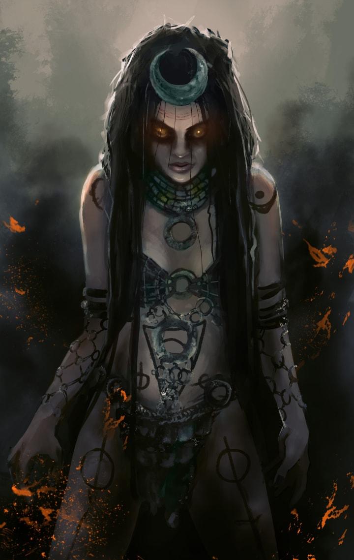 Female Comic Book Villains