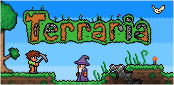 Minecraft Vs Terraria Vs Stardew Valley Vs Starbound Download files and build them with your 3d printer, laser cutter, or cnc. minecraft vs terraria vs stardew