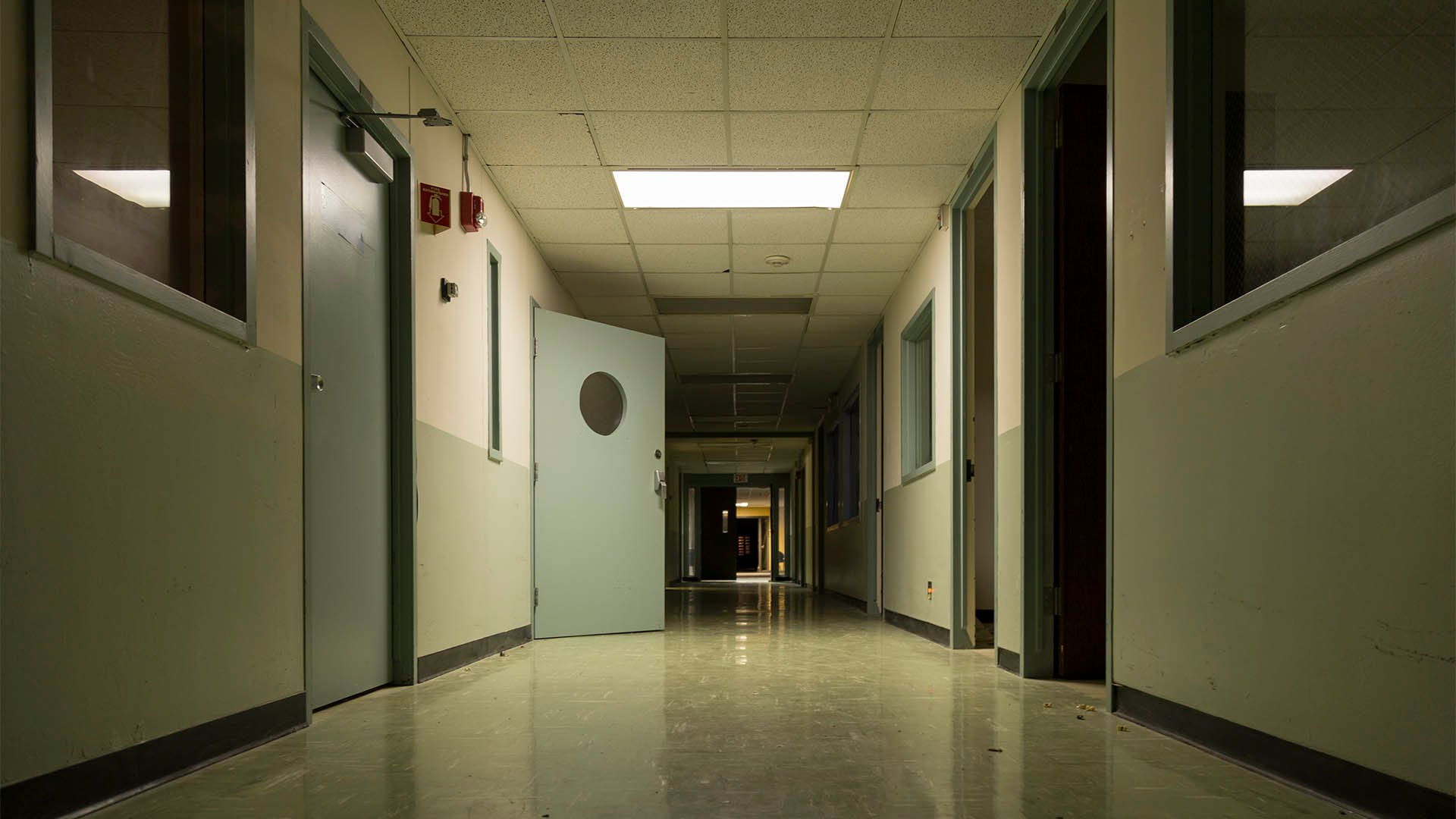 In ward my psych is boyfriend a Psych ward