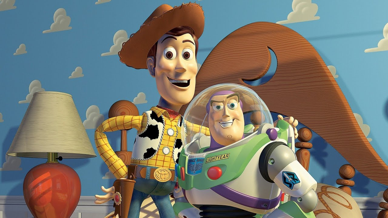 """The self-awareness and ego in """"Toy Story"""" can be seen in how Buzz voluntarily responds in front of other people and Sid."""