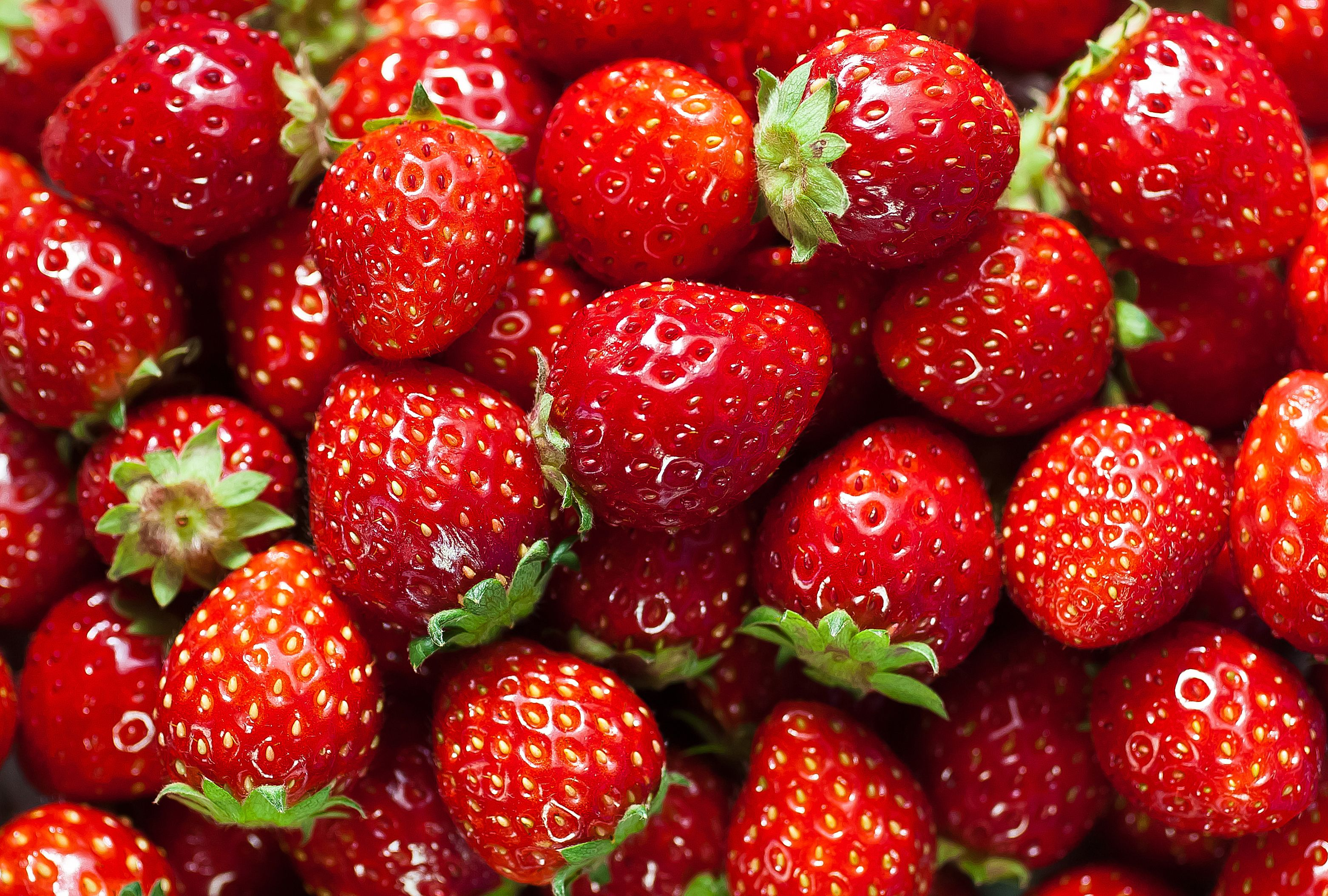 Why Strawberries are Nutritious and Healthy | Feast