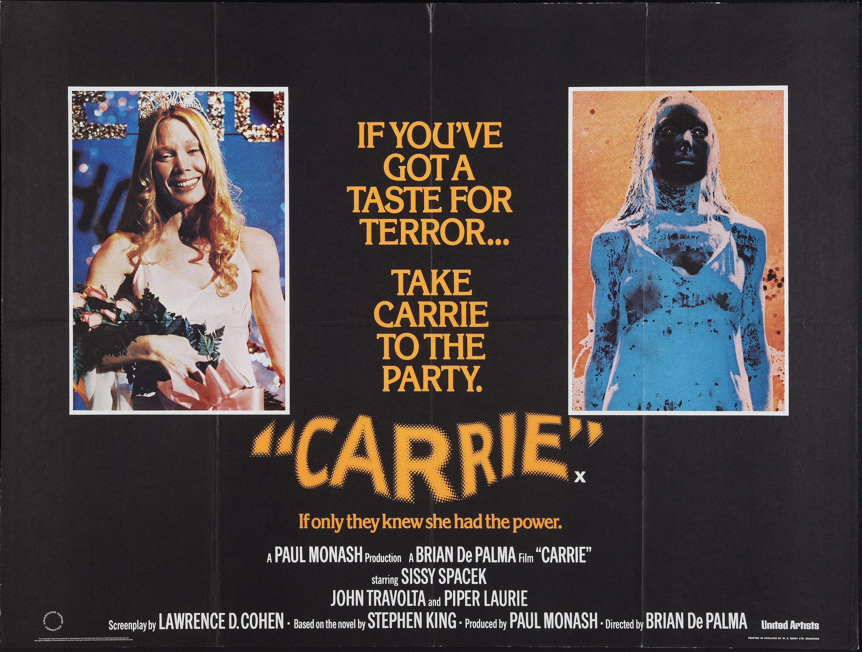 Carrie (1976) – Horror