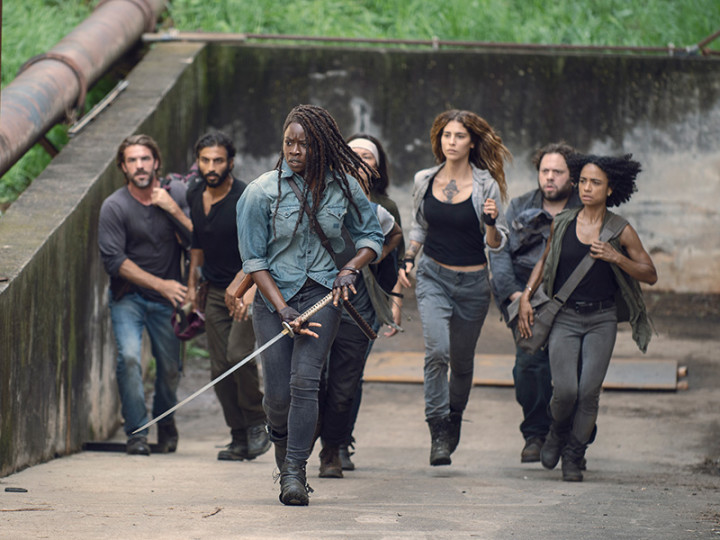 'The Walking Dead' Season 9: Bold New Direction Ensure Series Can Thrive Without Rick Grimes