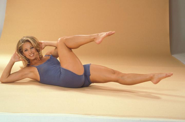 Top Fitness Celebrities of the 80s
