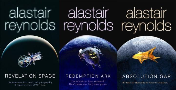 Resultado de imagen de alastair reynolds books