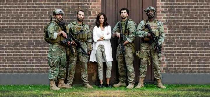 Alien Warfare'–A Review (Netflix)