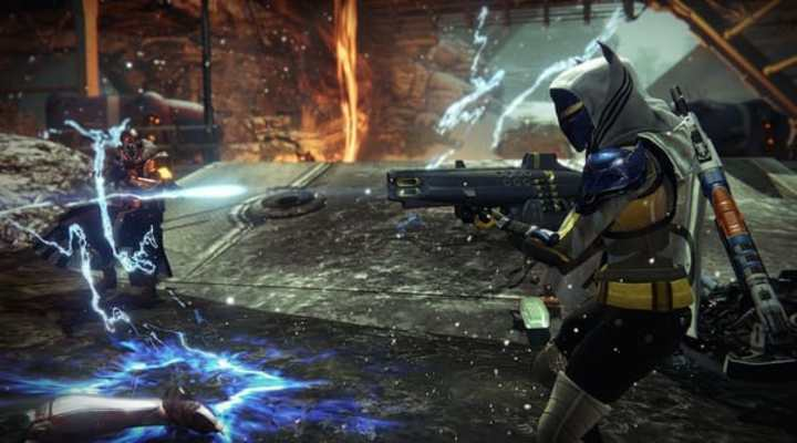 Hot on the Heels of Destiny: Rise of the Iron, Destiny 2 is