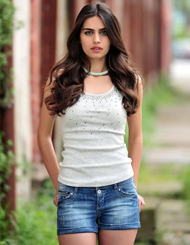 Turkish teen girl