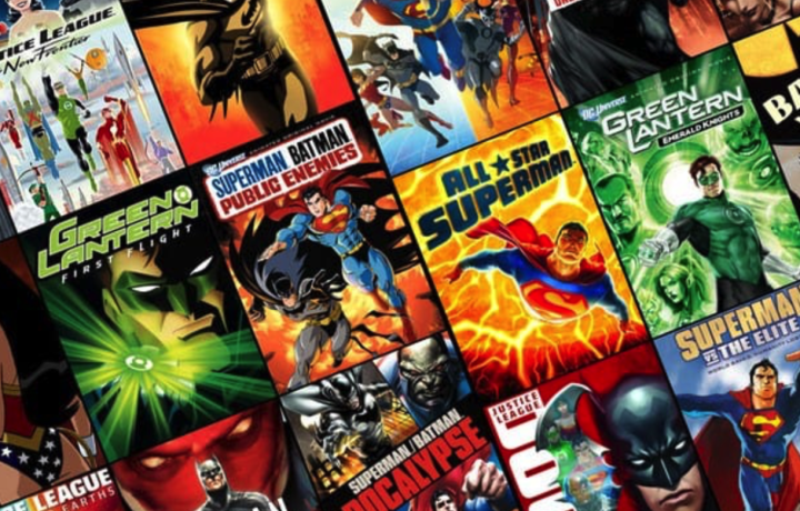 Top 10 Best DC Animated Movies