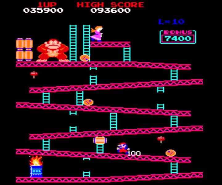 Video Games of the 80s