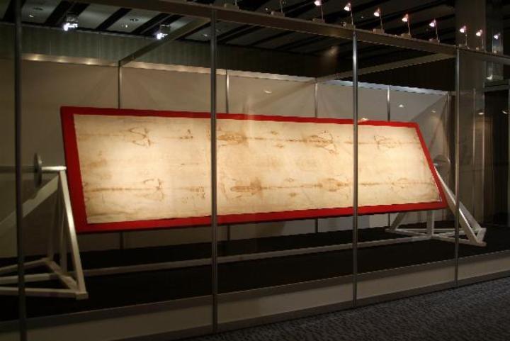 The shroud of turin jesus christ