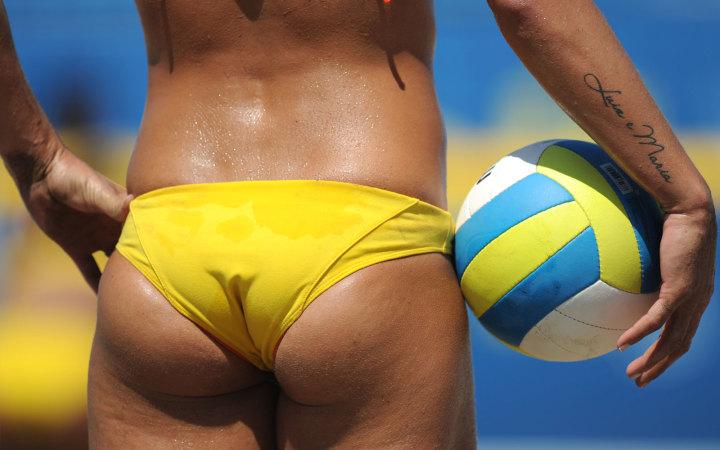 amateur beach babe naked on tumblr