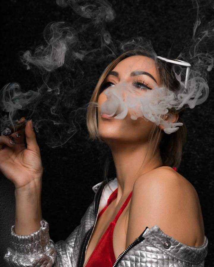 Hottest Cannabis Girls on Instagram