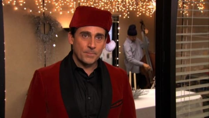 Office Christmas Episodes.The Office Christmas Episodes Ranked By Joy And Awkwardness