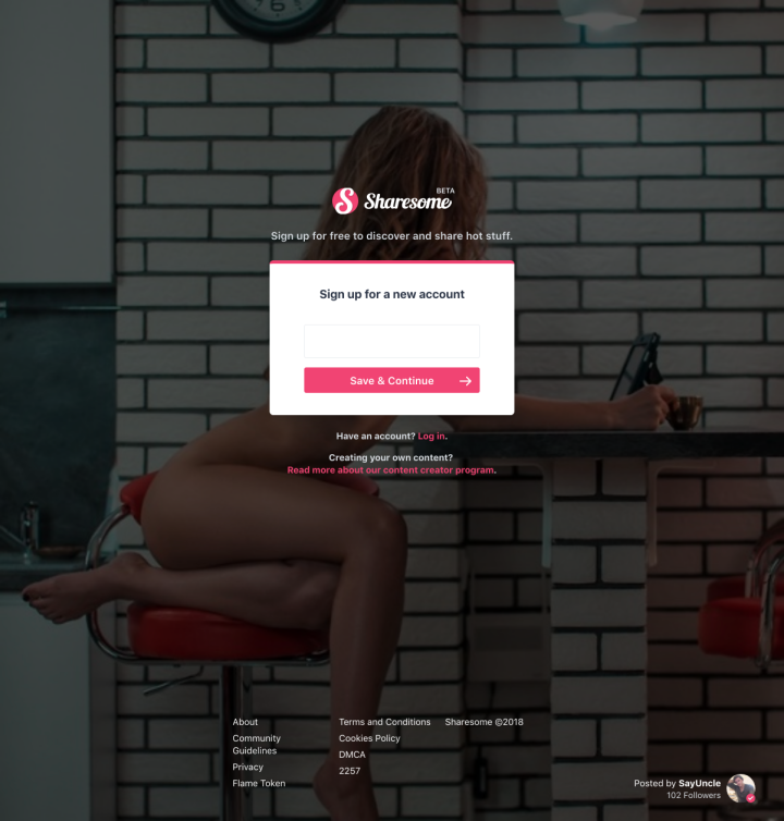 Adult Blog How To Login To Legal Fuck Websites?