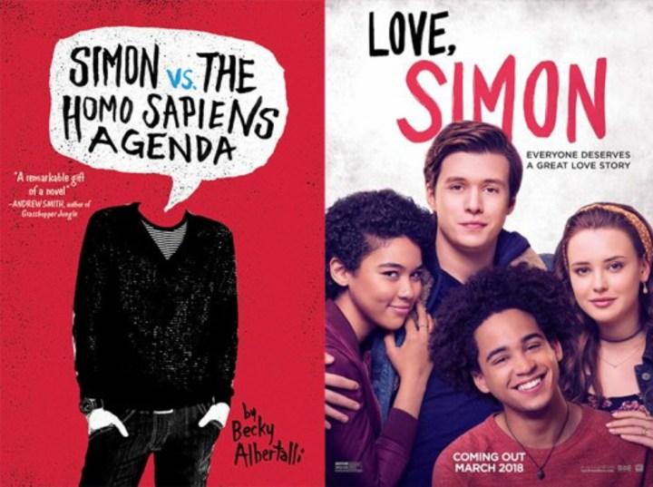 Image result for simon vs the homosapien agenda love, simon