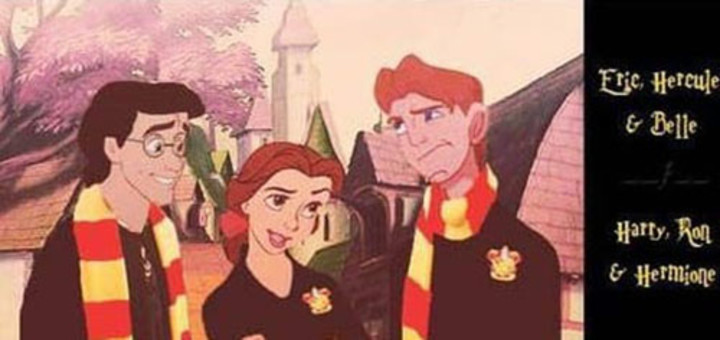 Who Would Your Favorite Disney Characters Play In 'Harry
