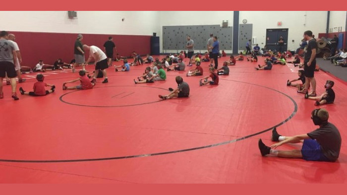 Mt  Zion Kids Wrestling Club