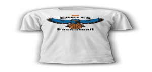 Template t shirt eagles 3 14624956808448