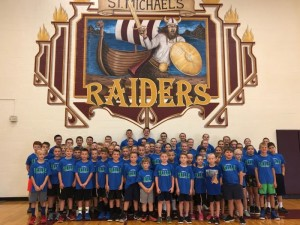 St. michael s campers   counselors 2018 15336393481538