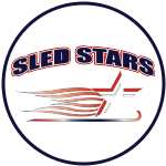 Weisman Children's Sled Stars