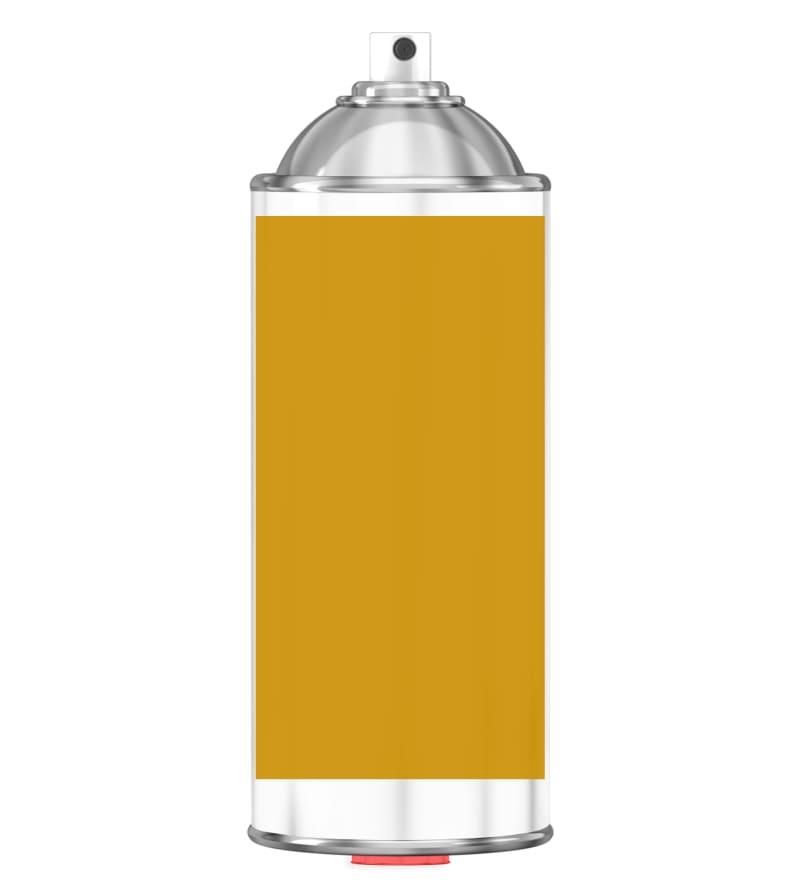 RAL 1005 Honey yellow Sprayburk 2K