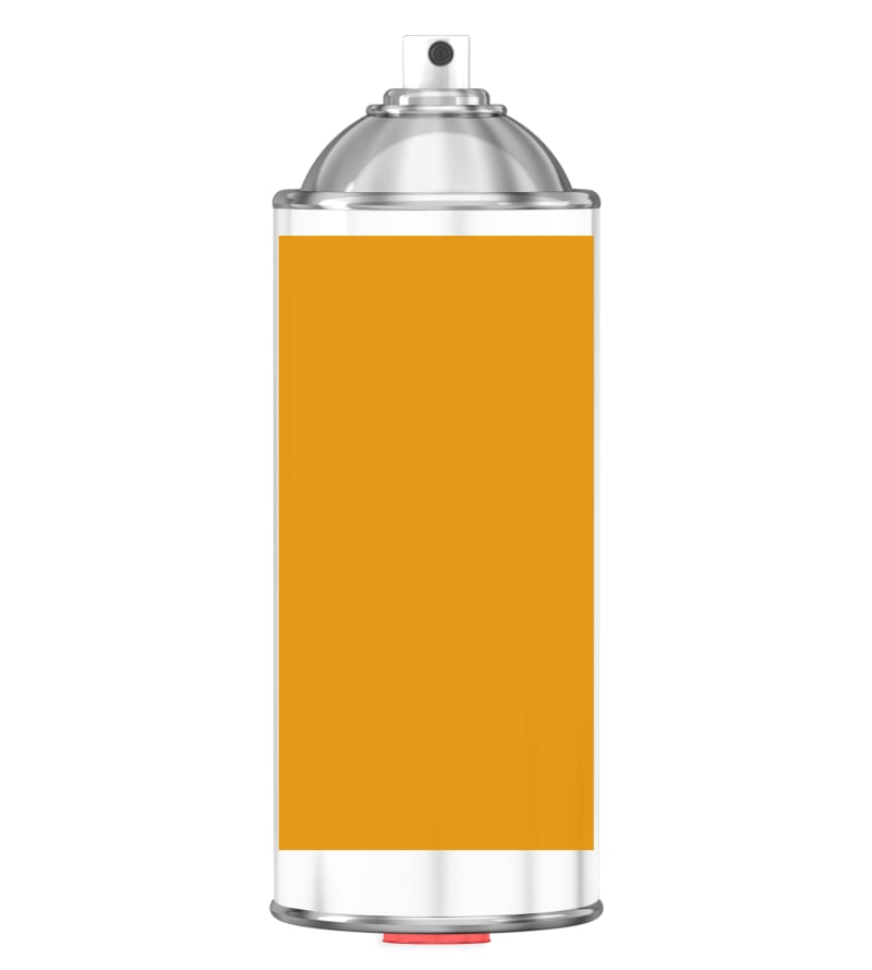 RAL 1006 Maize yellow Sprayburk 2K
