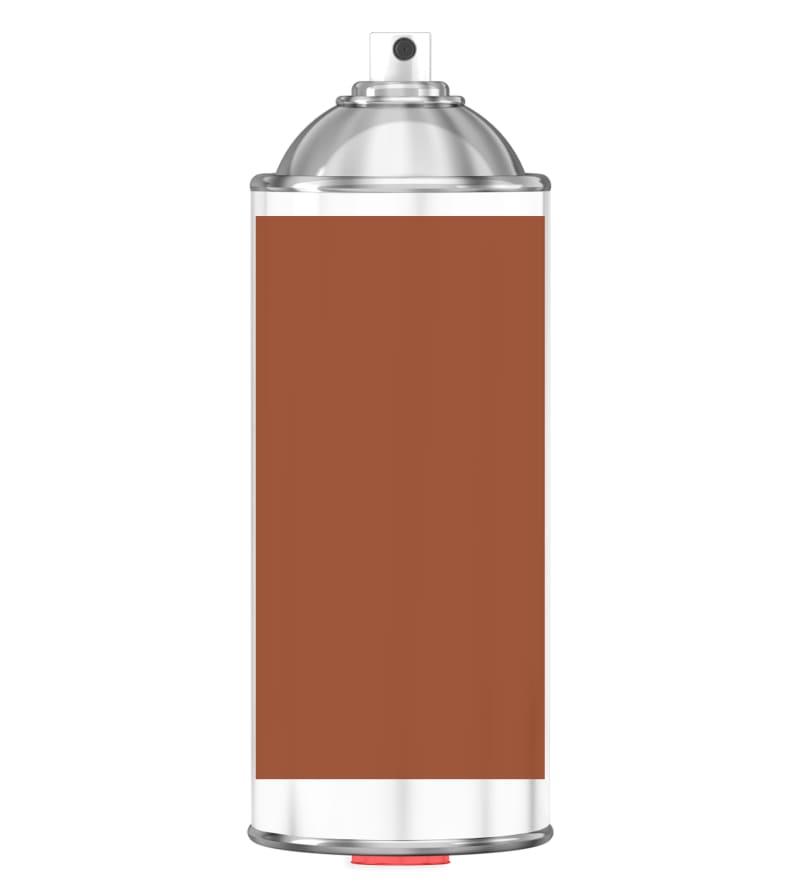 RAL 2013 Pearl orange Sprayburk 2K