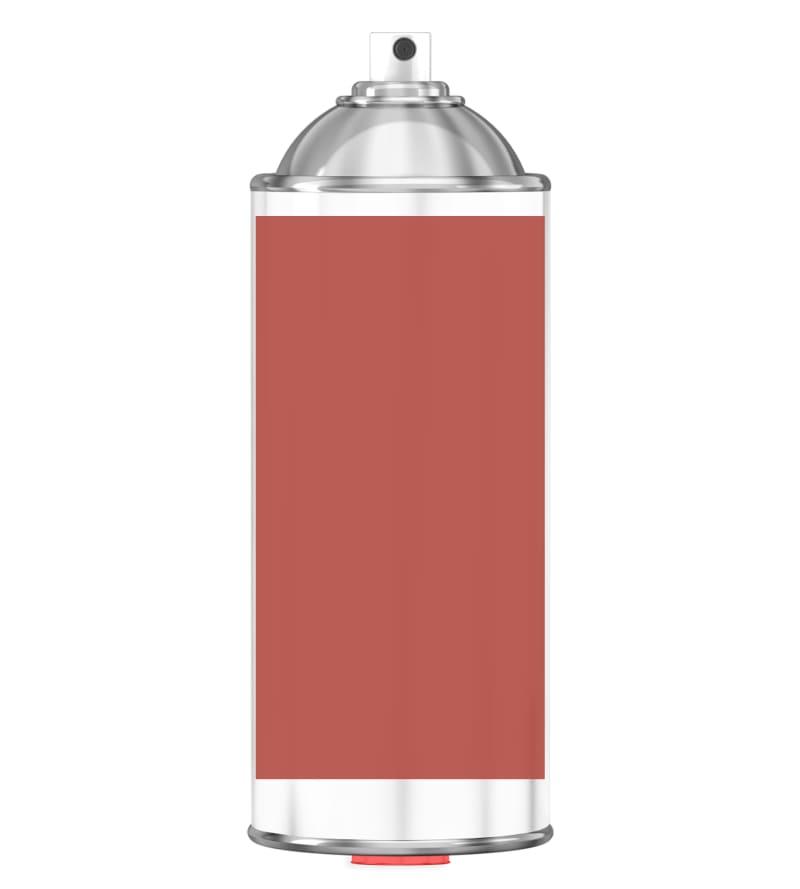 RAL 3033 Pearl pink Sprayburk 2K