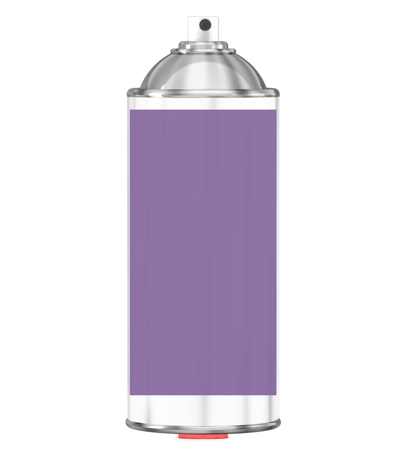 RAL 4005 Blue lilac Sprayburk 2K