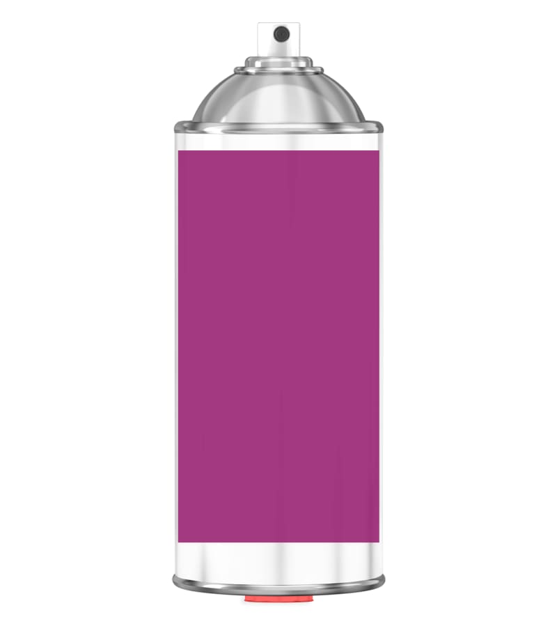 RAL 4006 Traffic purple Sprayburk 2K