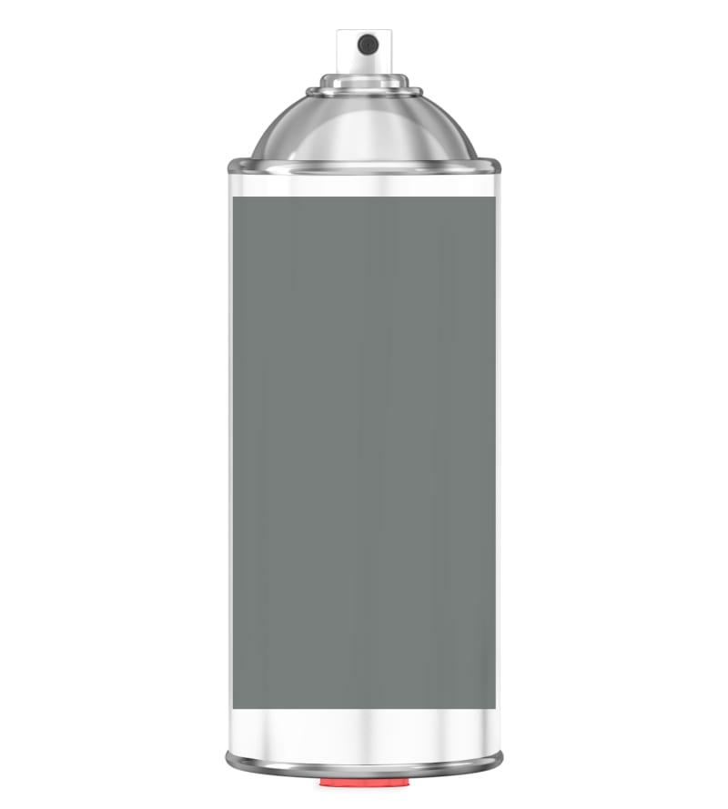 RAL 7005 Mouse grey Sprayburk 2K
