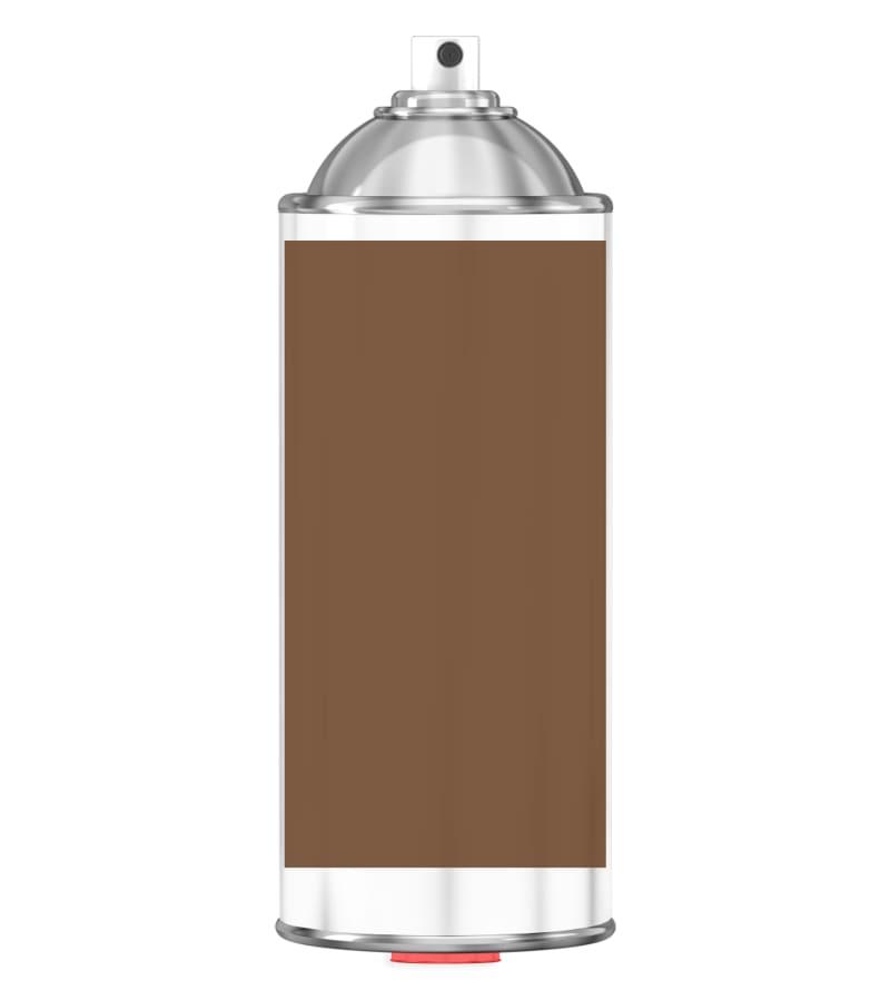 RAL 8007 Fawn brown Sprayburk 2K