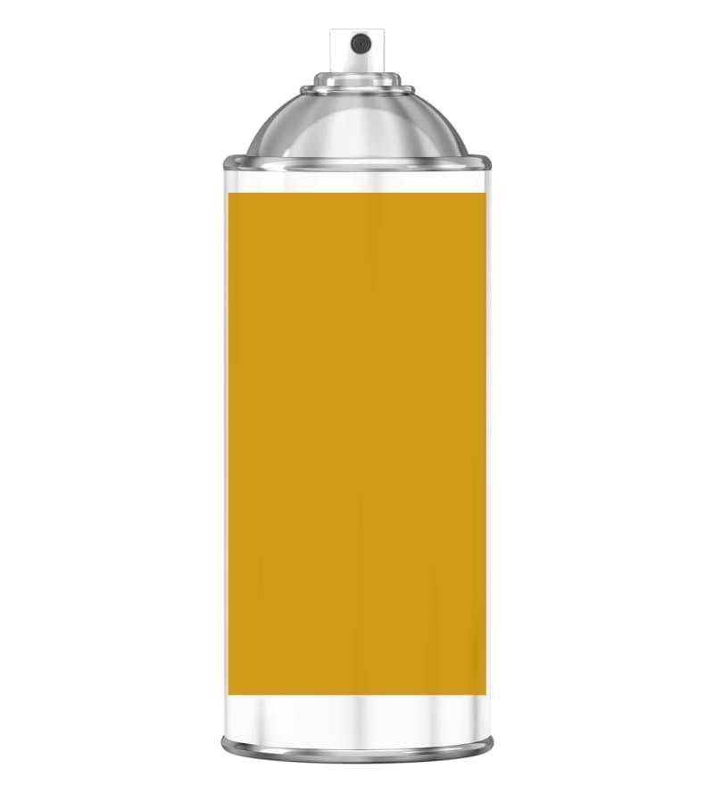 RAL 1005 Honey yellow Sprayburk