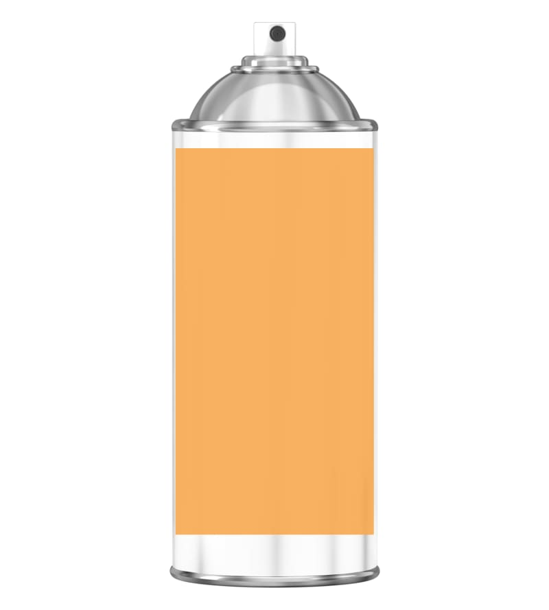 RAL 1017 Saffron yellow Sprayburk