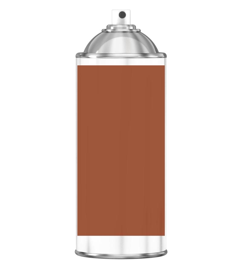 RAL 2013 Pearl orange Sprayburk