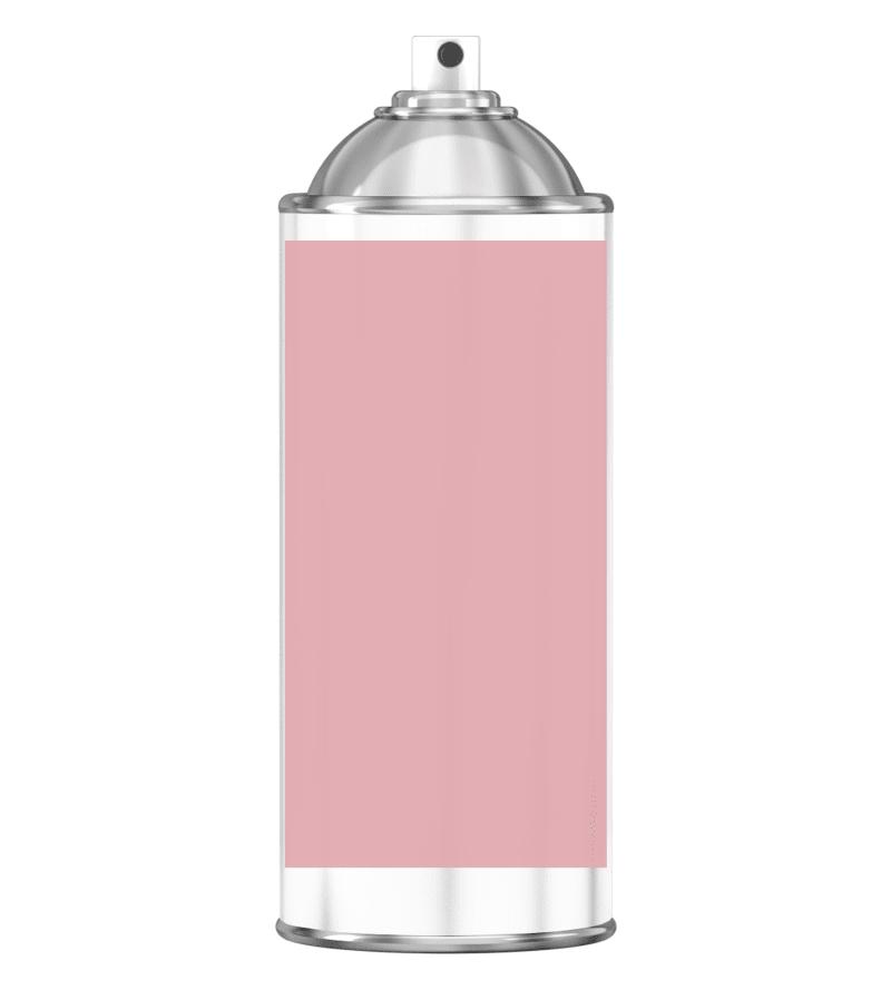 RAL 3015 Light pink Sprayburk