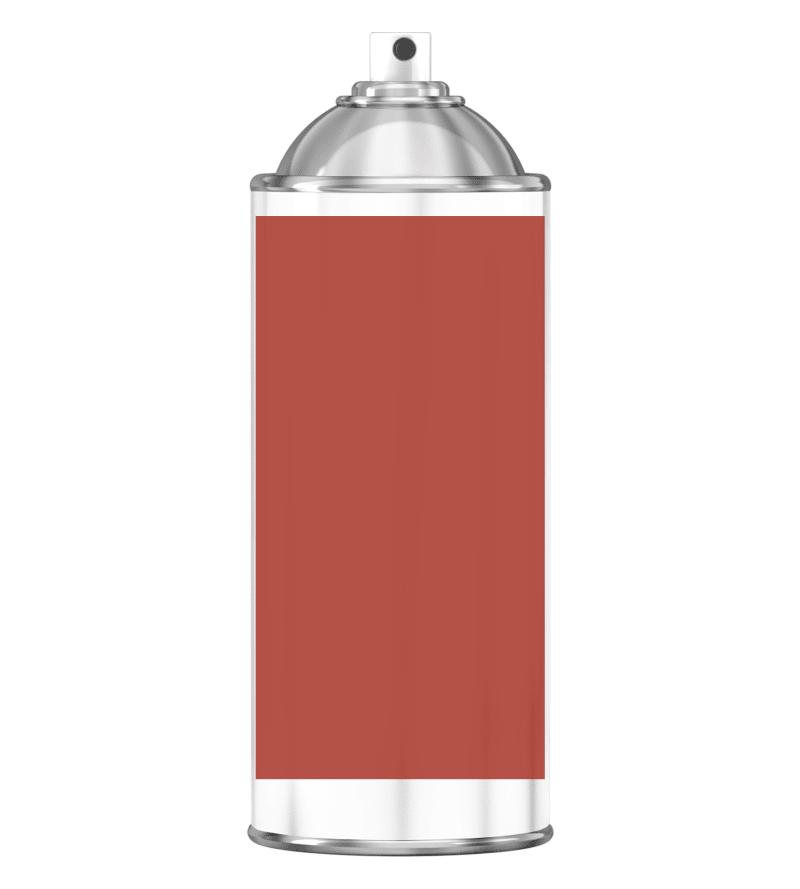 RAL 3016 Coral red Sprayburk
