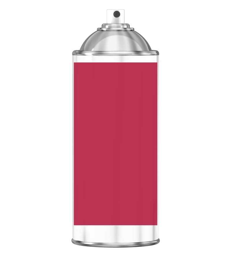 RAL 3027 Raspberry red Sprayburk