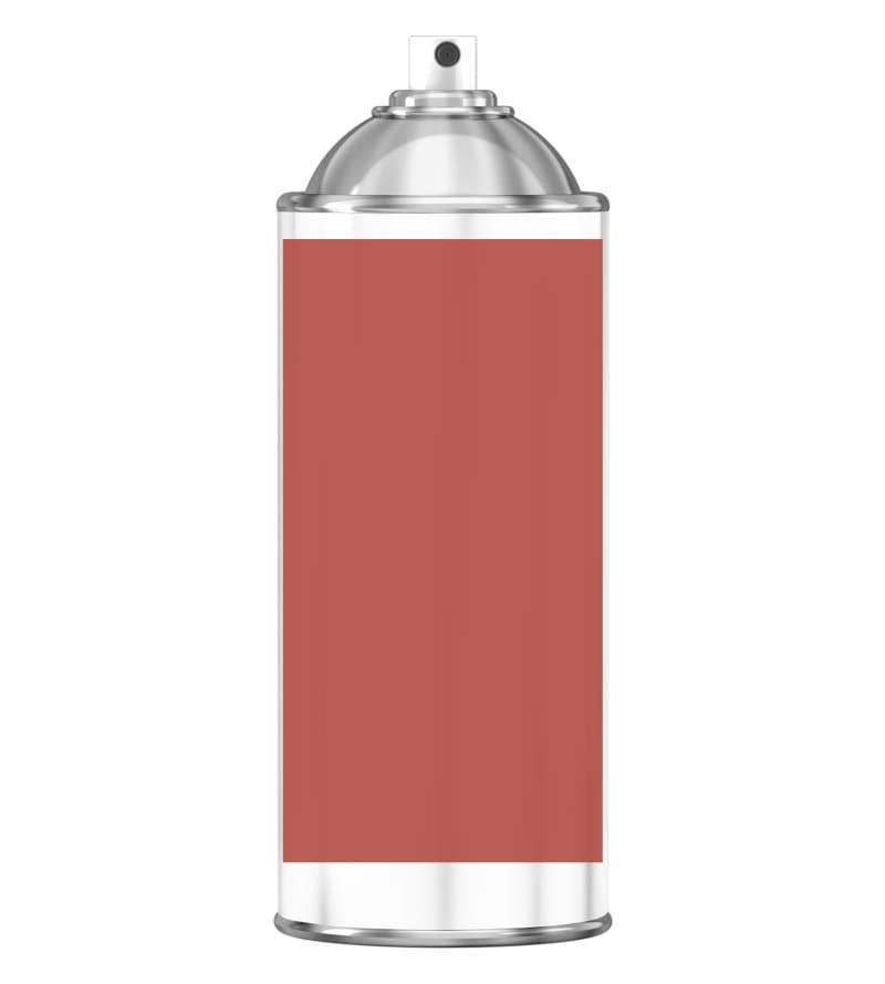 RAL 3033 Pearl pink Sprayburk